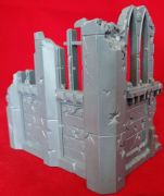 Ruined Building Scenery from Warhammer 40,000 3rd edition (A)